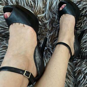 Betsey Johnson Platform Heels